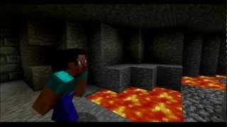 HEROBRINE'S CURSE - Minecraft Machinima (Ep.1; The ghost's curse)
