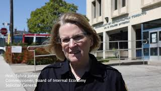 Hon  Sylvia Jones, Solicitor General