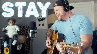 Post Malone - Stay (Acoustic Cover) - Leon Lush