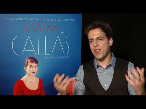 Tom Volf retrata a María Callas en un documental Mp3