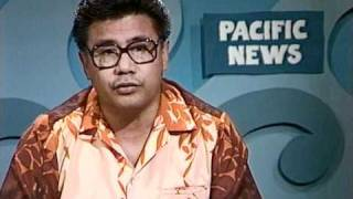 Tagata Pasifika first episode to air April 1987.