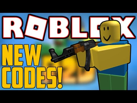 4 NEW REASON 2 DIE CODES! (February 2020)   ROBLOX Codes