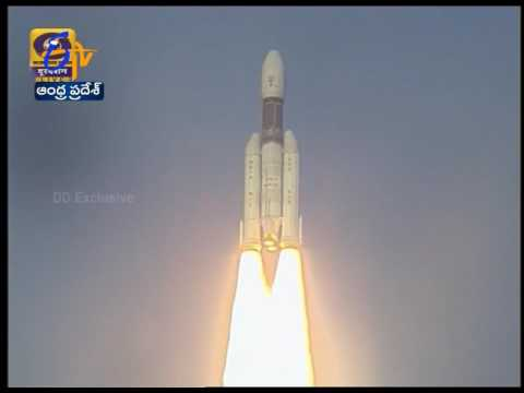 SLV Mk3 launch | ISRO's heaviest rocket with GSAT 19 satellite takes off into space