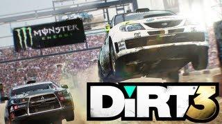 DiRT 3 - Gymkhana Gameplay [HD]