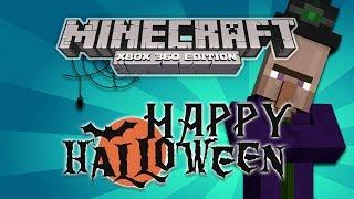 """""""Minecraft Xbox 360"""" - Happy Halloween! Texturepack Update [WATCH!]"""
