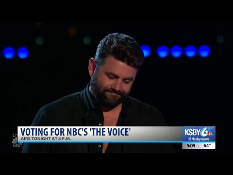 Cover Lagu Pryor Baird sings for top 4 spot on 'The Voice' Monday STAFABAND