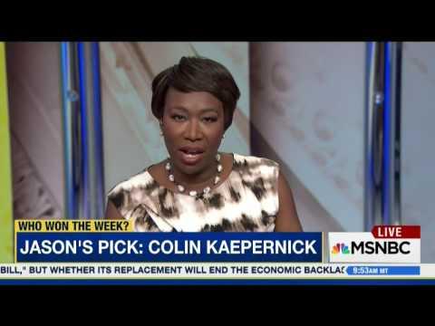 MSNBC: Dr Jason Johnson Nominated for AM Joy's...