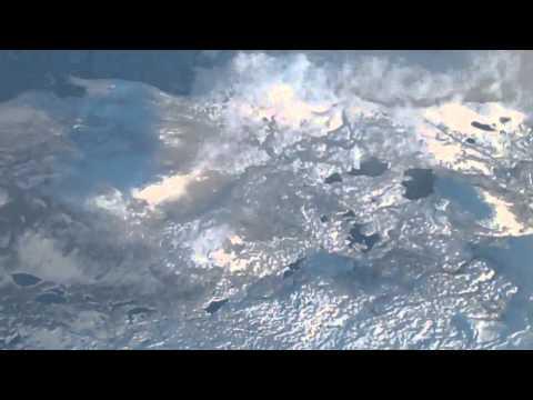 "Flight over Sápmi (""Lapland"")"