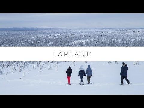 BROMANCE in LAPLAND under Northern Lights
