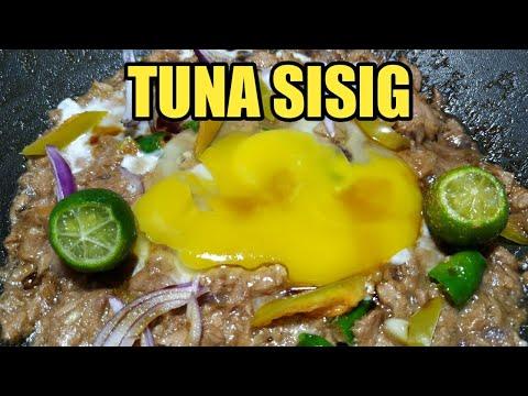 how-to-cook-tuna-sisig-|-tuna-flakes-in-oil-recipe
