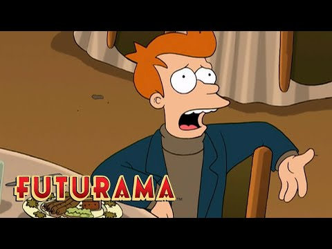 FUTURAMA | Season 1, Episode 9: The New Bender | SYFY