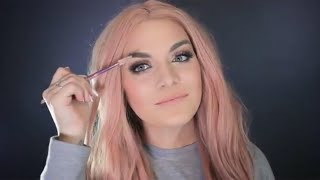 [ASMR] Doing Your Eyebrows - Tweezing & Styling Roleplay {Personal Attention} {Soft Speaking}