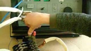 Проверка автоматических выключателей(Проверка (контроль) автоматических выключателей на переменном токе стендом