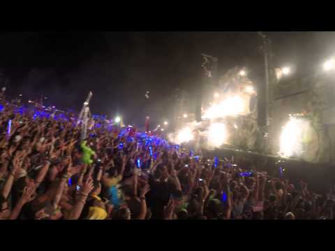 Zedd's Close @ TomorrowWorld 2014
