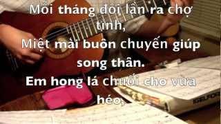 Bến Nước Cù Lao. Thơ: Hồ Thanh Nhã. ♫ Nhạc: Hào Quốc. Guitar BOLÉRO