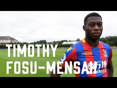Timothy Fosu-Mensah signs on loan from Manchester United