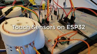 Esp32 touch display