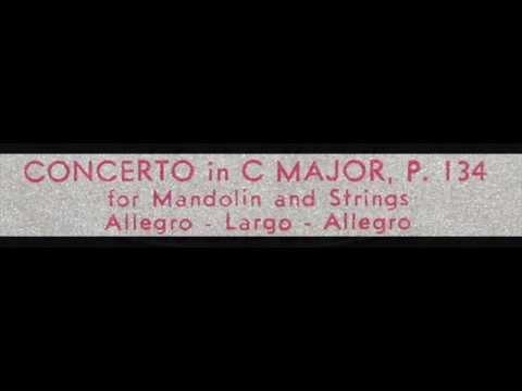 Vivaldi / I Solisti Veneti: Mandolin Concerto in C Major, P. 134 - Bonifacio Bianchi, Soloist