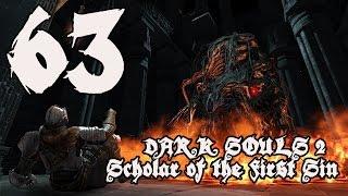 Dark Souls 2 Scholar of the First Sin - Walkthrough Part 63: Frigid Outskirts