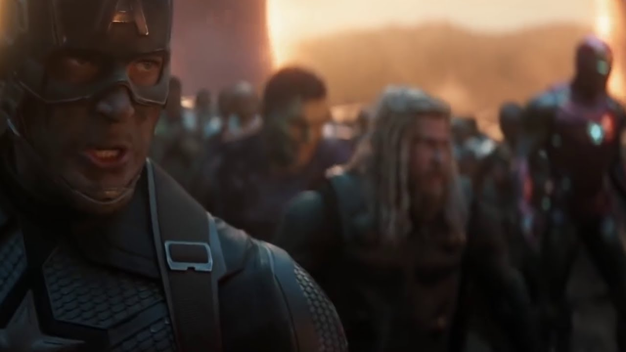 Download Avengers: Endgame   Best Audience Reactions
