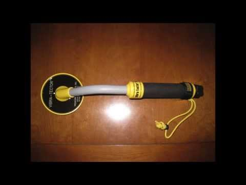 Treasure Products Vibra Tector 730 Underwater Metal Detector Review