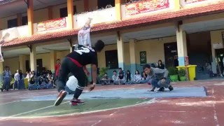 No Name Dance Crew (Part of HipHop Smansa)    Chocomania Goes To School Event