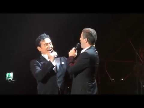 Il divo timeless tour 2018 i will always love you youtube - Il divo man you love ...