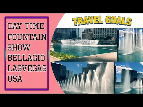 PART 4 | DAY TIME | FOUNTAIN SHOW BELLAGIO | LASVEGAS |