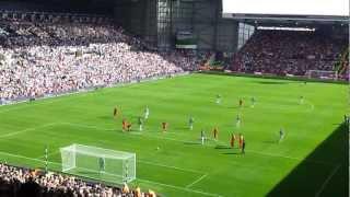 odemwingie penalty wba 3 0 liverpool 18 08 12