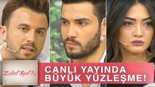 Zuhal Topal'la 211. Bölüm (HD) | Tolga İddialara Cevap Verdi Stüdyoda Yer Yerinden Oynadı!