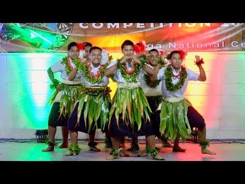 Mako Dance Competition - Tonga Masani Heilala Festival 2019