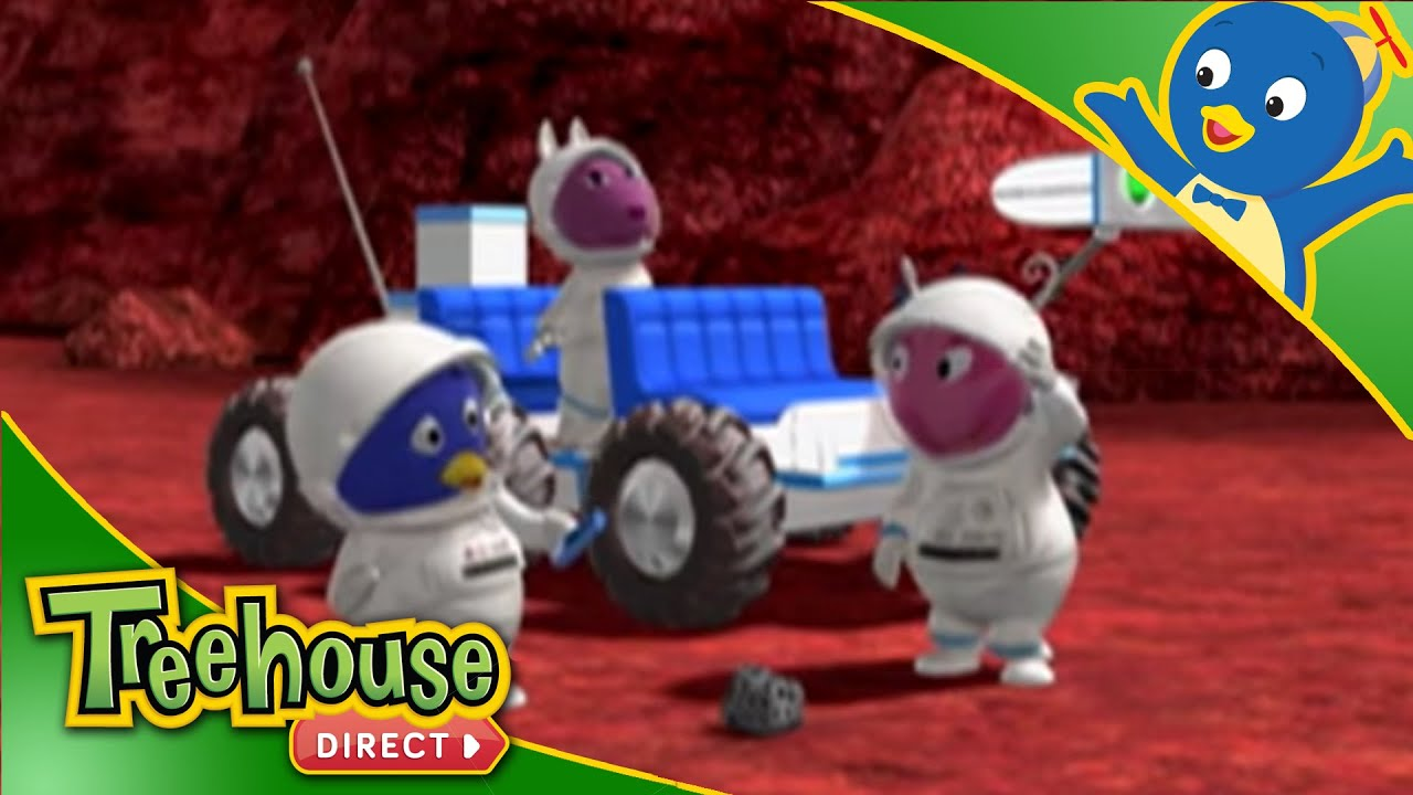 The Backyardigans: Mission to Mars - Ep.21 - YouTube