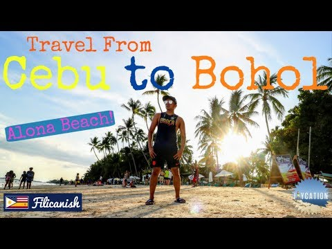 CEBU TO BOHOL BY FERRY | VISAYAS PHILIPPINES TRAVEL GUIDE