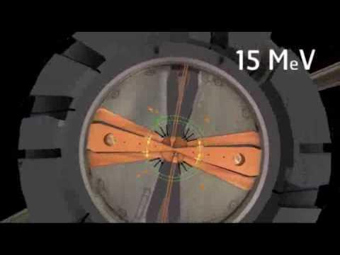 IBA cyclotron
