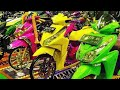 Modifikasi matic kontes -Novice pure thailook Fashion daily