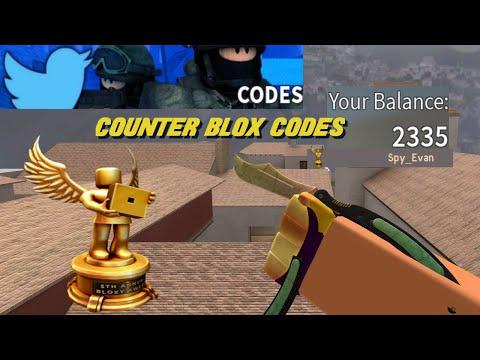 New Secret Counter Blox Codes!