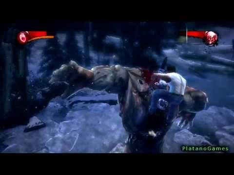 The Wolverine - Uncaged Story: Part 23 - Alkali Lake - X-Men: Origins Videogame - HD
