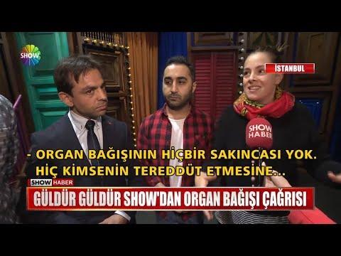 Güldür Güldür Show'dan organ bağışı çağrısı
