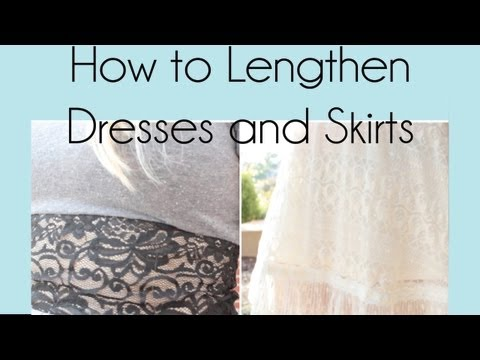 how-to-lengthen-dresses-&-skirts- -remiiroo