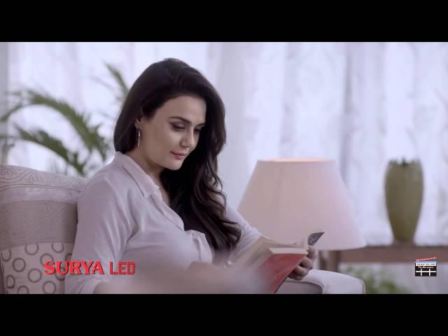 SURYA LED TVC WITH PREITY ZINTA BY SARITA CHADHA