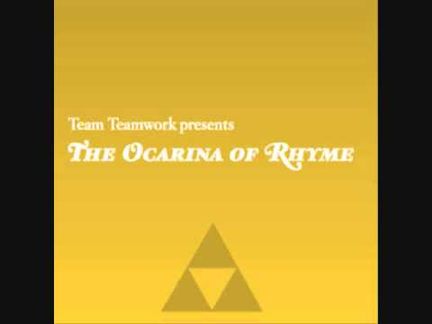 The Ocarina of Rhyme: Team Teamwork - Aesop Rock - No Jumpercables (Goron Village)