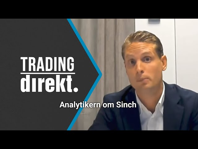 Trading Direkt 2021-08-20   Analytikerintervju om Sinch & teknisk analys på fjorton tittarönskemål!
