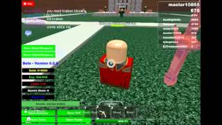 easykill on guards,grave robbers-roblox aqw