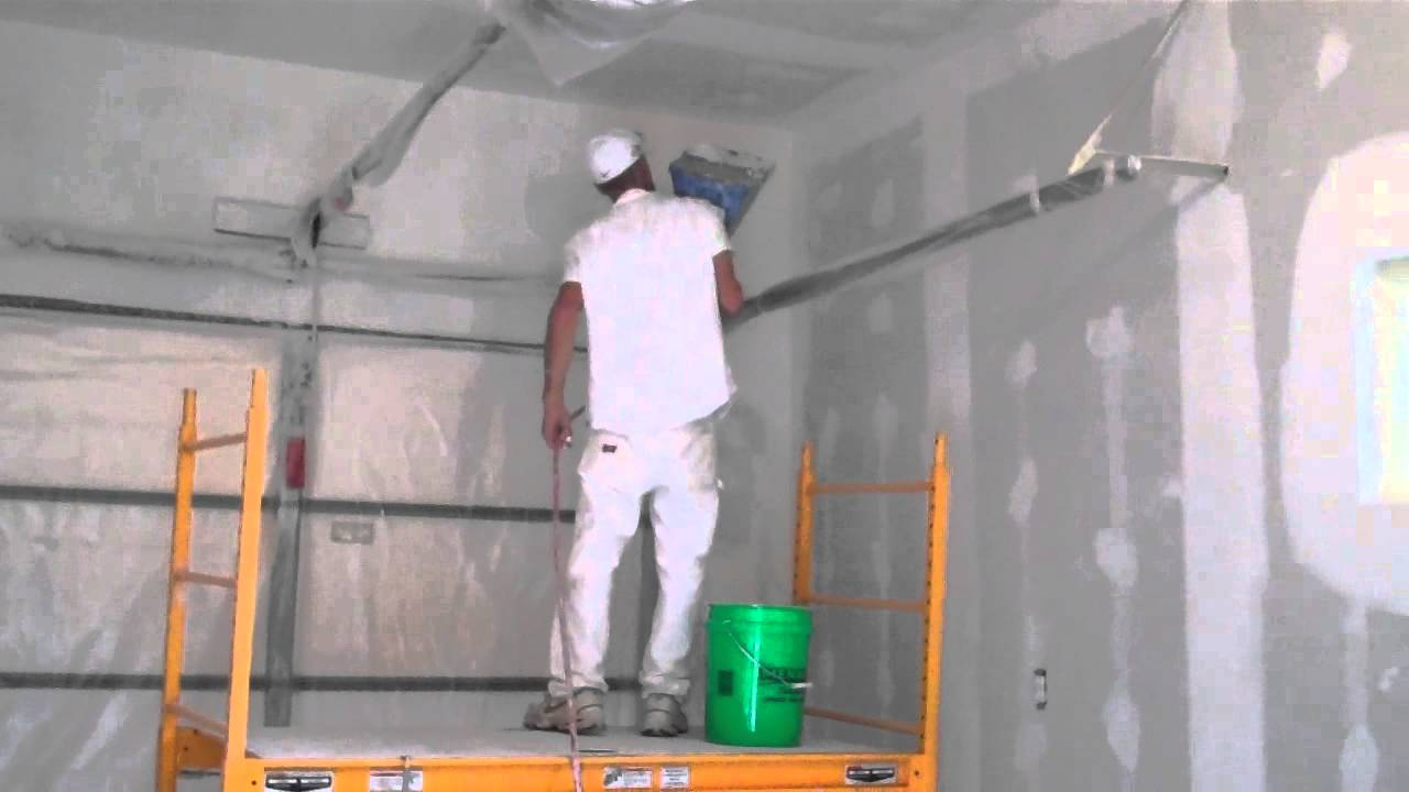 to best finishing garage paint cost a for finish walls plywood how