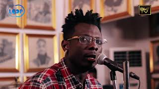 WATCH TERRY APALA FANTASTIC LIVE PERFORMANCE ON THE LOOP EPISODE