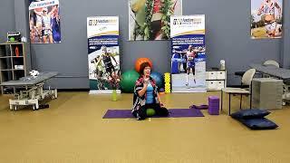 Bonus Yoga for Night Time | PostPartum Fitness Program