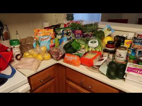 Grocery Shopping Haul (living in hawaii)