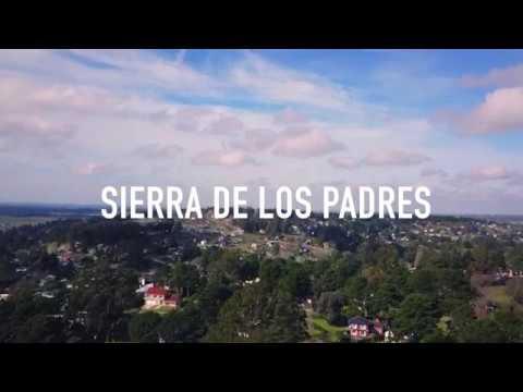 Sierra de los Padres visto desde Drone - Mavic Full HD