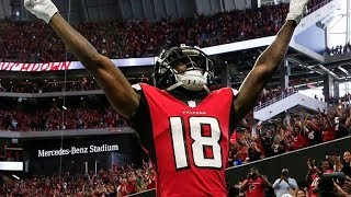 New to the Nest || Falcons Film Breakdown || Falcons Calvin Ridley vs Saints