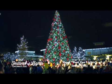 PNC Festival of Lights 2016 Commercial - Cincinnati Zoo